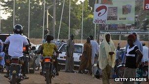 Niger street