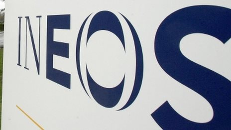 Bbc News Job Losses As Saltend Ineos Chemicals Facility