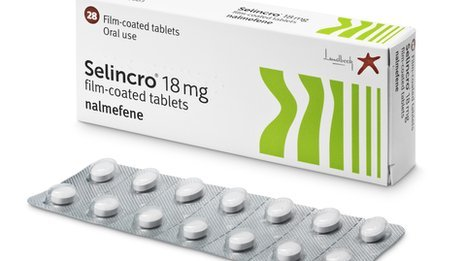 Selincro tablets