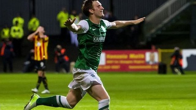 Highlights - Partick Thistle 0-1 Hibernian