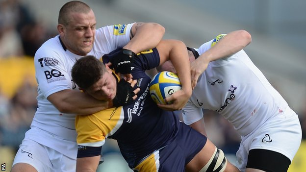 Worcester v Newcastle