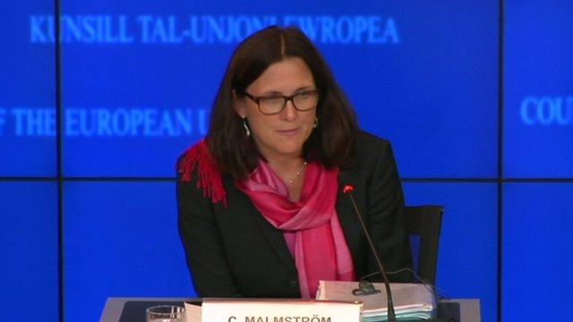 Cecilia Malmstroem
