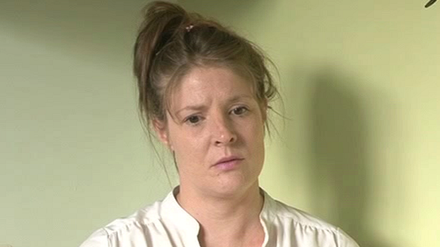 Michelle from Cwmbran, who had a violent partner