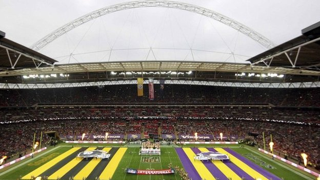 Minnesota Vikings v Pittsburgh Steelers at Wembley