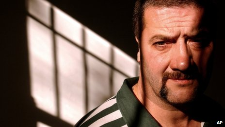"File photo: Mark ""Chopper"" Read, 4 June 2002"