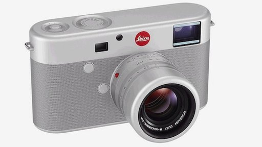 Jonny-Ive designed Leica camera