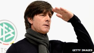 Germany manager Joachim Loew