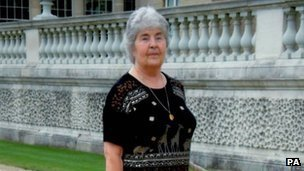 Jean Halfpenny, who died along with 18 others during a stay at Orchid View