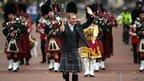 Glasgow 2014 ambassador Sir Chris Hoy