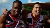 James Dasaolu and Adam Gemili