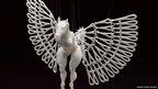 Horse Marionette posed by Michaella Janse Van Vurren