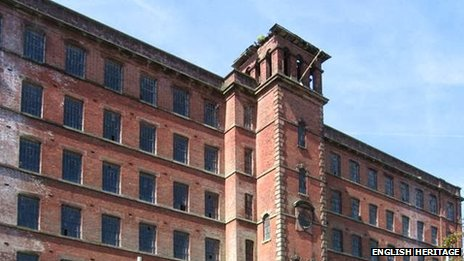 Big Mill, Leek, Staffordshire