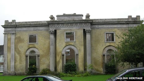 The Ruins of Old Buckingham House, Shoreham-b​y-Sea Two
