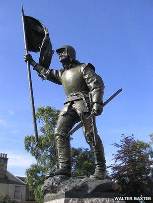 Fletcher monument