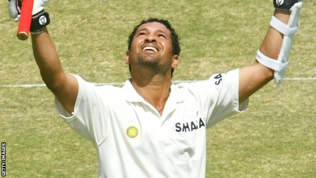 India legend Sachin Tendulkar