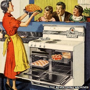 1950s US Fridge advert
