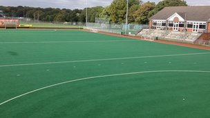 Holcombe Hockey Club