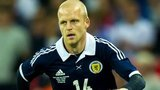 Scotland forward Steven Naismith