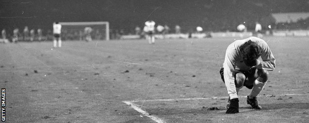 Peter Shilton could not bear to watch Allan Clarke's penalty