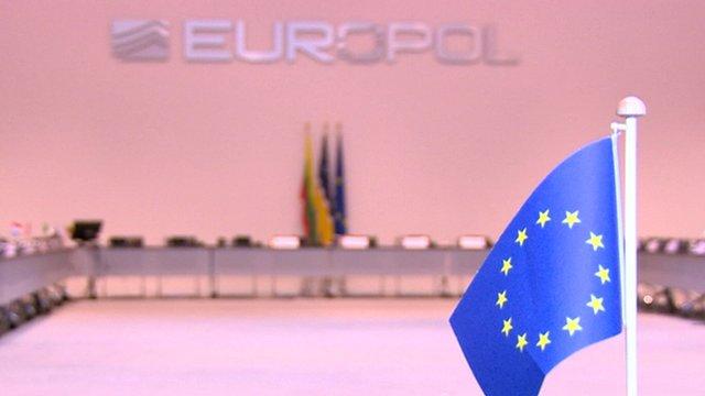 Europol graphic