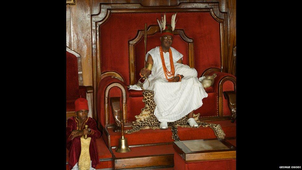 Obi Joseph Chike Edozien, Asagba of Asaba