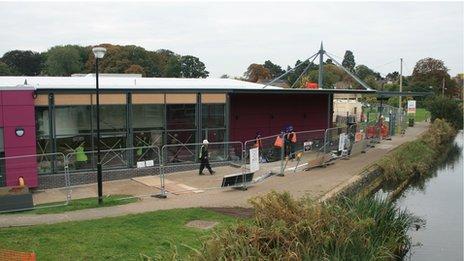 Sleaford Leisure Centre