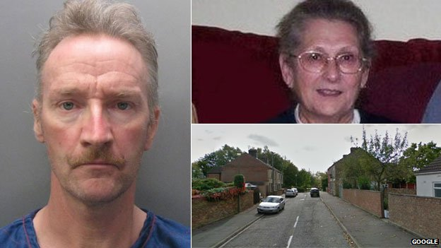 Michael Carroll, Elisabeth Carroll, Kings Road in Fletton
