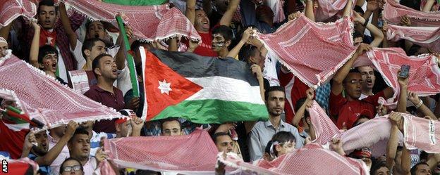 Jordan fans