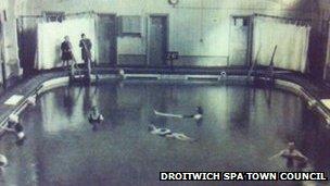 Brine baths
