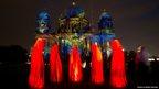 Illuminations at Berlin Cathedral
