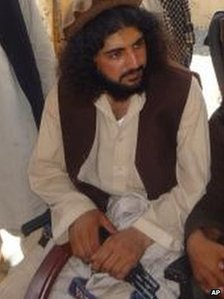 Latif Mehsud in Oct 2009