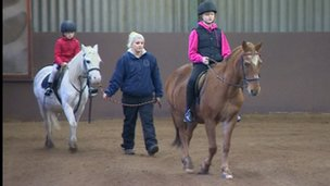 Nuneaton and North Warwickshire Equestrian Centre