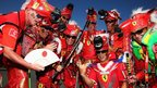 Japanese Formula 1 fans