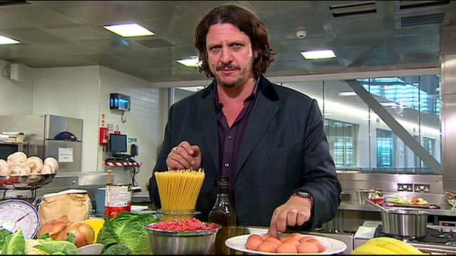 Food critic and writer Jay Rayner
