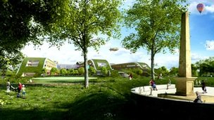 New design for Alder Hey Hospital