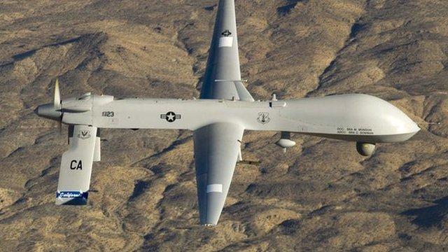Predator unmanned drone