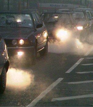 Traffic (Image: BBC)