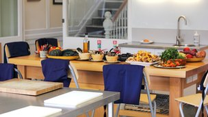 The Vegetarain Cookery School
