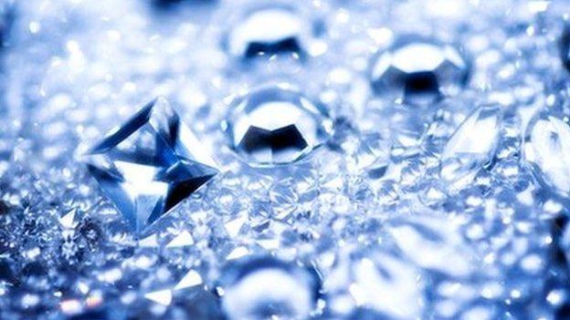 Cbbc Newsround Rain Made Of Diamonds On Jupiter And Saturn