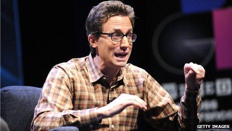 Jonah Peretti, Buzzfeed founder
