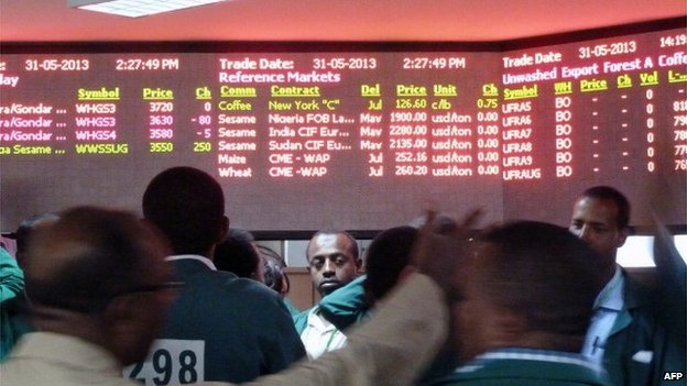 Ethiopia's stock exchange