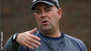 Australia coach Darren Lehmann