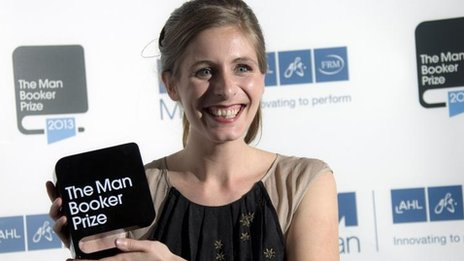 Man Booker winner The Luminaries adapted for TV