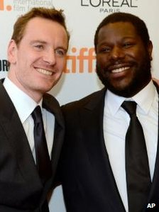 Michael Fassbender and director Steve McQueen