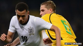 England Under-21 international Ravel Morrison