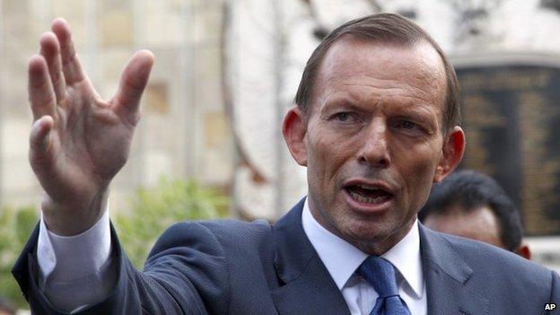 File photo: Tony Abbott