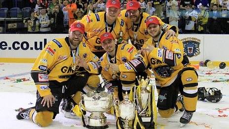 UK: Nottingham Panthers - Continental Cup Opponents Changed