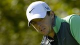 Rory McIlroy putts during the Korea Open pro-am on Wednesday