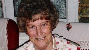 Margaret Tucker