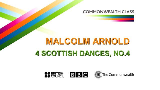BBC SSO - Malcolm Arnold's 4 Scottish Dances, No.4